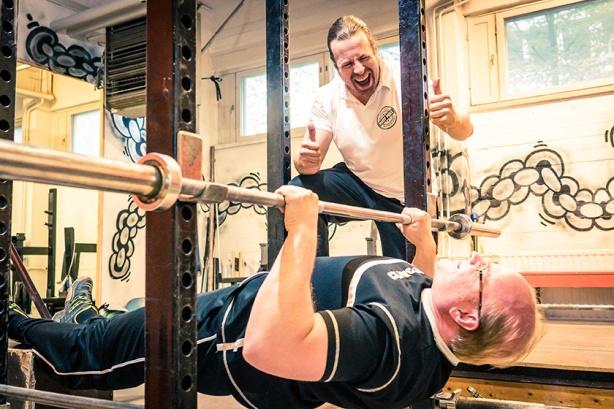 BodyMike personal training photo by Jarmo Katila 02