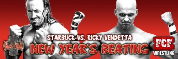 Buck vs Vendetta Lohja banner