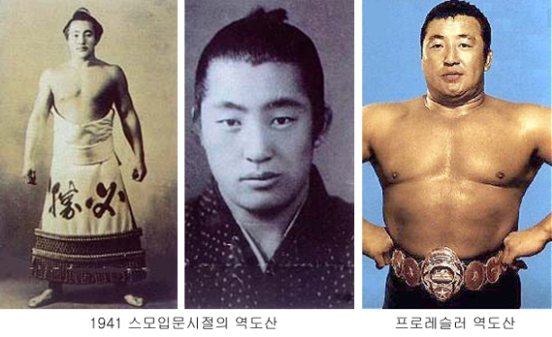 Rikidozan - the pioneer and founding father of Puroresu