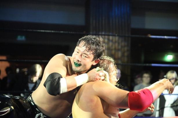 StarBuck vs Tajiri HELSINKI