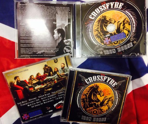 Iron Horse CD sale