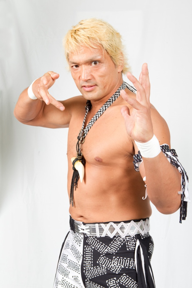 Akira Nogami in 2010 (photo: SMASH)