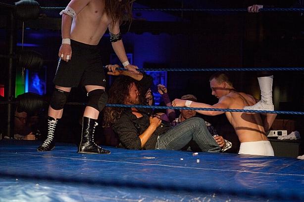 Ricky Vendetta vs StarBuck FCF Wrestling