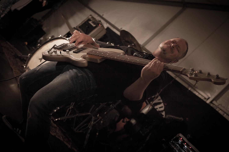 Crossfyre at Moon River 2014 (photo: Mikael Häggblom)