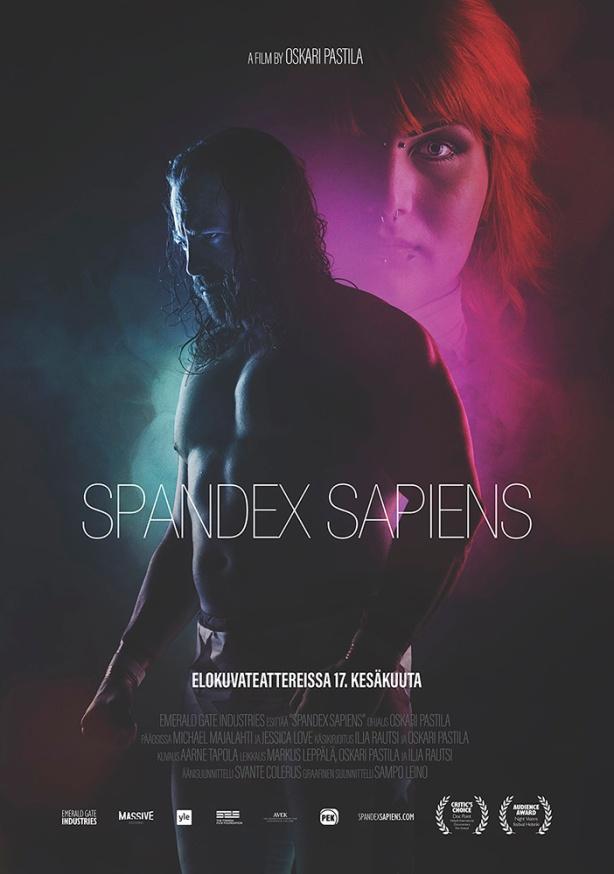 spandex_sapiens_premiere_poster