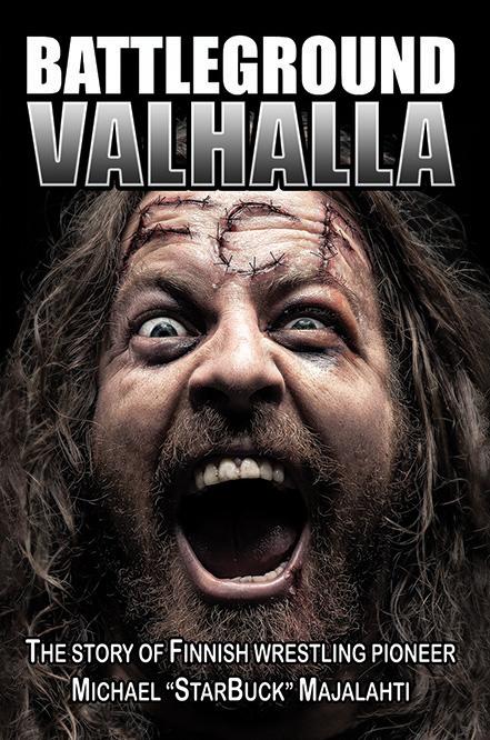 Battleground Valhalla book front cover
