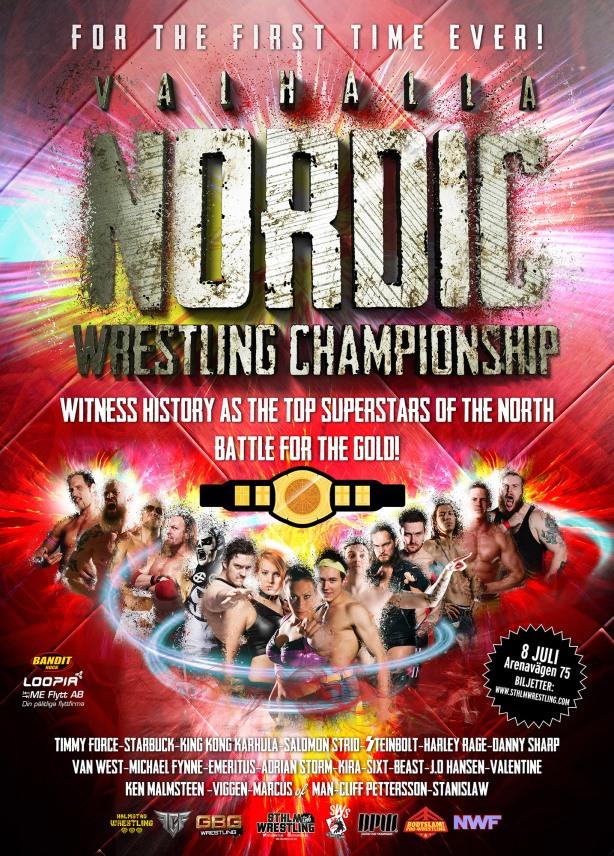 Nordic Wrestling Championship