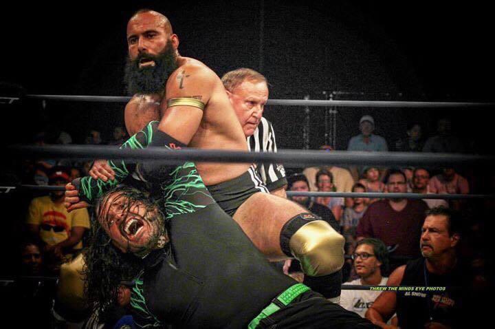 Tom LaRuffa vs Jeff Hardy TNA