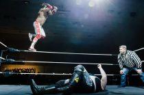 StarBuck vs Demolition Davies 01 ROCK FIGHT by Marko Simonen