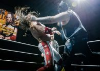 StarBuck vs Demolition Davies 02 ROCK FIGHT by Marko Simonen