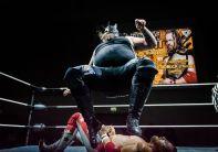StarBuck vs Demolition Davies 03 ROCK FIGHT by Marko Simonen