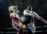 StarBuck vs Demolition Davies 05 ROCK FIGHT by Marko Simonen