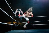 StarBuck vs Demolition Davies 08 ROCK FIGHT by Marko Simonen