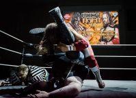 StarBuck vs Demolition Davies 11 ROCK FIGHT by Marko Simonen