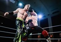 FCF Wrestling Show Live, Sept 1st 2018, Helsinki, Teatteri Forum.