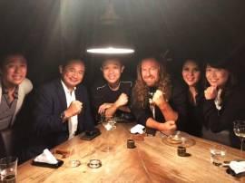 Michael StarBuck Majalahti Osamu Nishimura TRYLIUM Japan