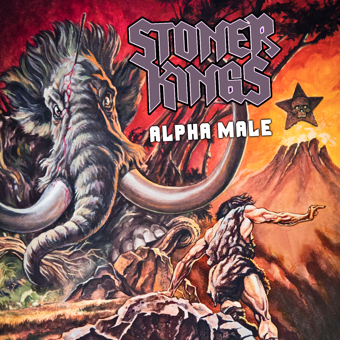 STONER KINGS Alpha Male cover