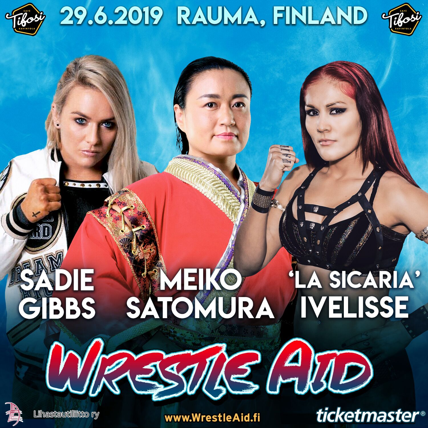 Womens Triple Threat RAUMA